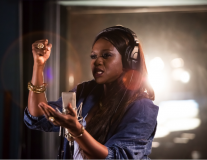 Strong Girls to inspire:  – Waje Iruobe (Musician, activist)